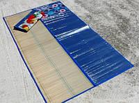 Пляжный коврик с зеркальной поверхностью для загара 160 х 90 см