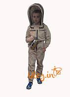 Детский Комбинезон с маской «Евро» 100 % коттон ПОД ЗАКАЗ