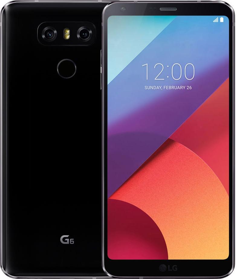 LG G6 G600L 4/64GB Black