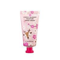 Увлажняющий Крем Для Рук С Экстрактом Вишни Cherry Blossom Moisture Hand Cream, 30мл