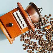 Кофе в зёрнах. Натуральный кофе. Зерновой кофе свежей обжарки. Вкус Silver. 1000г.