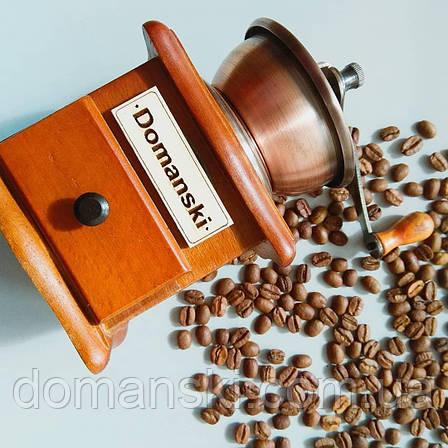 Кофе в зёрнах. Натуральный кофе. Зерновой кофе свежей обжарки. Вкус Silver. 1000г., фото 2