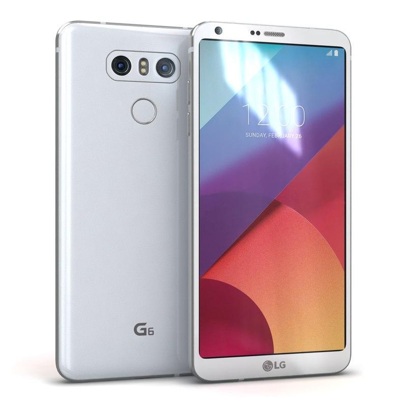 LG G6 G600L 4/64GB White