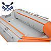Килевая надувная лодка Kolibri КМ-330D с алюминиевым пайолом, фото 3