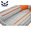 Килевая надувная лодка Kolibri КМ-330DSL с алюминиевым пайолом, фото 3