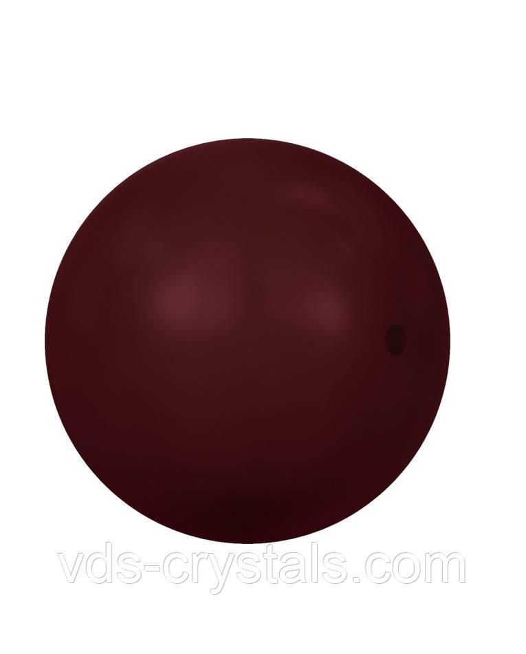 Жемчуг Сваровски круглый 5810 Crystal Dark Purple (001 309)   мм8