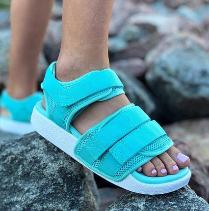 Сандалии женские Adidas Adilette Sandal (3 ЦВЕТА!), женские сандалии, сандалии adidas, фото 2
