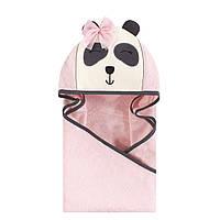 Рушник куточок Панда махровий дитяче (Hudson Baby Америка)