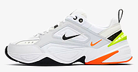 "Кроссовки Nike M2K Tekno ""White/Orange/Grey"" Арт. 3853, фото 1"