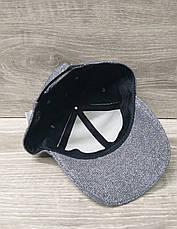 Женская, бейсболка, кепка, из люрекса с Лезвием, размер 55-57, на регуляторе, фото 3