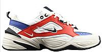 "Кроссовки Nike M2K Tekno ""White/Blue/Red"" Арт. 3493, фото 1"