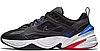 "Кроссовки Nike M2K Tekno ""Black/Blue/Red"" Арт. 3888"