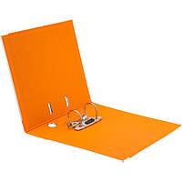 Папка-регистратор Axent Prestige+ 1721-A, A4, с двусторонним покрытием, корешок 5 см Оранжевый