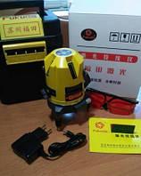 Fukuda EK 253 DP Лазерный уровень 3 линии/ 4точки