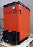 Шахтный котел Макситерм Холмова Классик 18 кВт утеплённый длительного горения