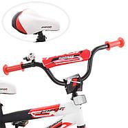 Велосипед детский PROF1 14 дюймов G1455 Inspirer Гарантия качества Быстрая доставка, фото 2