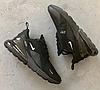 "Кроссовки Nike Air Max 270 Flyknit ""Black"" Арт. 2807"