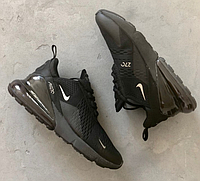 "Кроссовки Nike Air Max 270 Flyknit ""Black"" Арт. 2807"