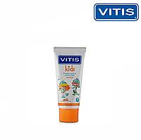 VITIS KIDS гель-паста для детей вкусом вишни (2-6 лет), 50 мл