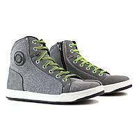 SCOYCO Thomas Shoes Grey, 40 Мотоботинки міські із захистом, фото 1