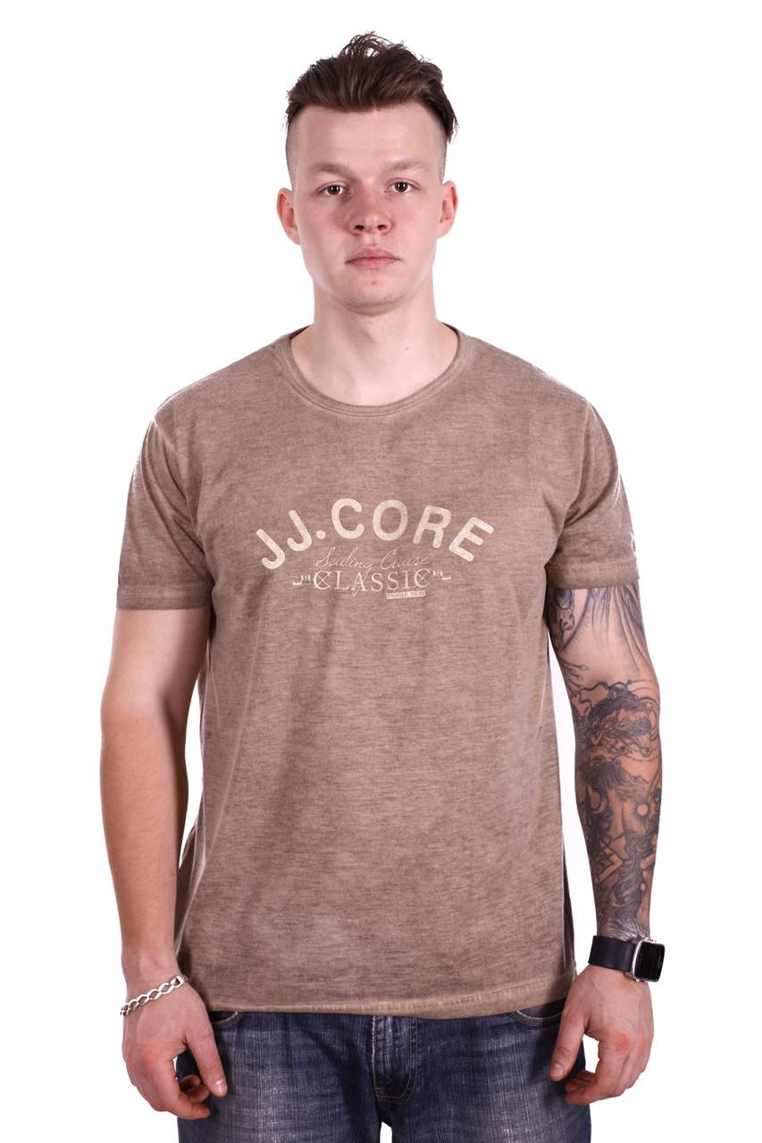 Футболка StrongMan JJ.Core f2118/5 Горчичная XXL