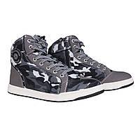 SCOYCO Thomas Shoes Camo/Grey, 41 Мотоботинки городские с защитой