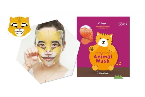 Berrisom Animal Mask Cat