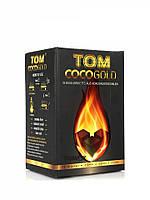 Кокосовый уголь Tom Cococha 72 Gold 1 кг.