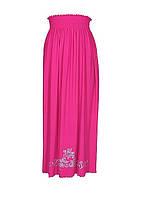 Красивые длинные юбки летние