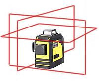 Лазерный нивелир Firecore 3D [12 линий, аналог Bosch GLL 3-80] ГАРАНТИЯ 1 ГОД! ОТКАЛИБРОВАН в 0!