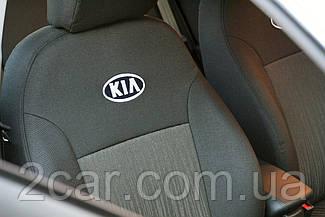 Чехлы в салон модельные Kia Cerato 2004 - 2008 (Prestige_Standart)