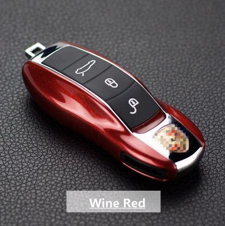 Боковые вставка для ключа Porsche Panamera Cayman Macan Cayenne Spyder Carrera 911 970 981 991