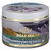 Пилинг для тела с солью Мертвого моря «Лаванда, ваниль и пачули»