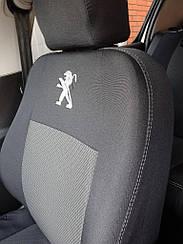 Чехлы на сидения Peugeot 301 (седан) (2012>) (Favorit)