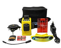 Лазерный уровень (нивелир) Xeast XE-61A 12 линий с аккумулятором (360 градусов, 3D)