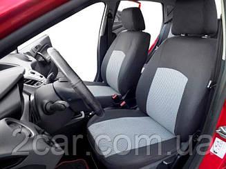 Чехлы в салон модельные Lifan 620 с 2011 г (EMC-Elegant)