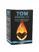 Кокосовый уголь Tom Cococha C15 (1 кг.)