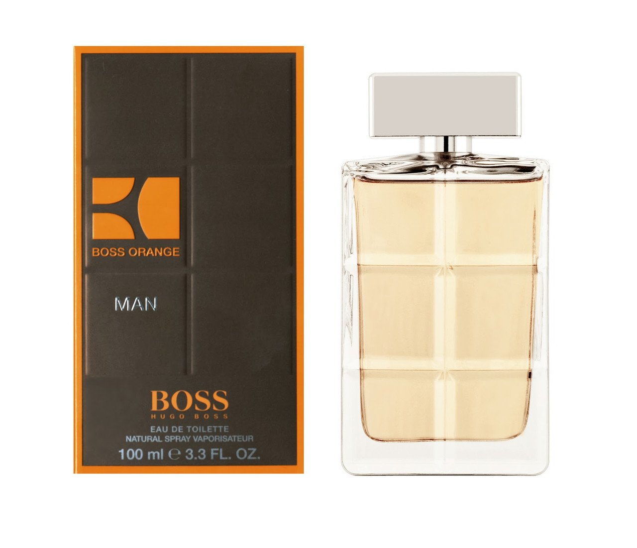 Уценка Hugo Boss Boss Orange Men EDT 100 ml (лиц.)-брак крпуса, 90%