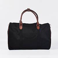 Дорожня сумка E-Fancy чорна
