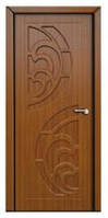 Дверь межкомнатная  Модель ПРИБОЙ (глухая), золотой дуб