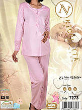 Пижама с брюками  для  беременных и кормящих  Nicoletta  7273