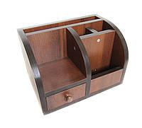 Настольная подставка для концелярских принадлежностей,подставка офисная,настольная подставка, фото 1