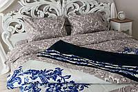 Комплект постельного белья Prestige полуторный 140х205 см блеск R150237