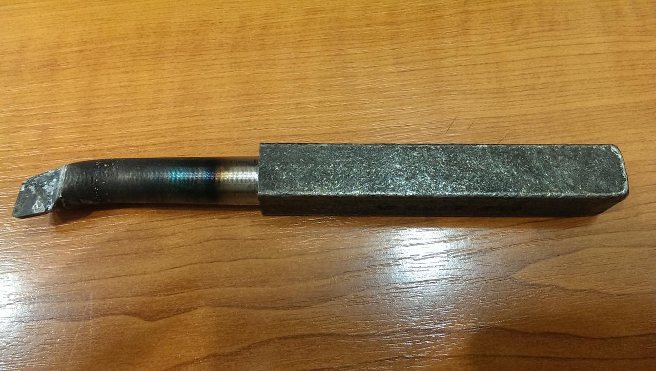 Резец расточной для обработки глух. отв. 16х16х170 ВК8