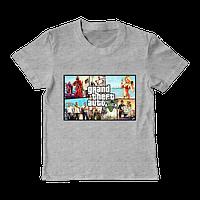 "Футболка для мальчика ""Grand Theft Auto"""