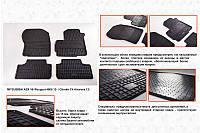 Peugeot 4008 резиновые коврики Stingray Premium