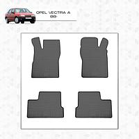 Opel Vectra A резиновые коврики Stingray Premium