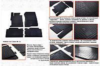 Хонда Сивик 2012-2016 резиновые коврики Stingray Premium