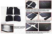 Kia Cerato резиновые коврики Stingray Premium