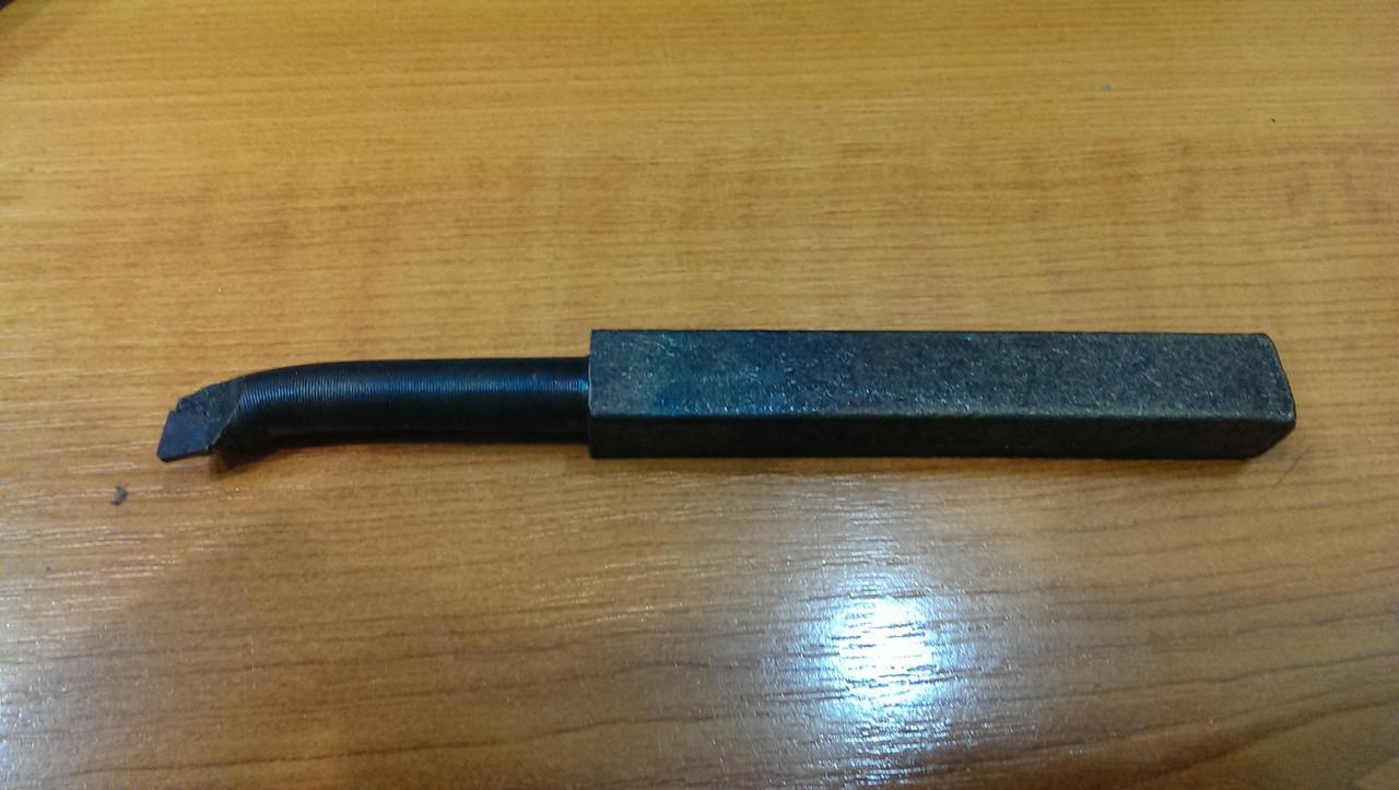 Резец расточной для обработки глух. отв. 25х25х240 Т15К6